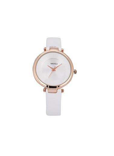 Navigli Saat Beyaz
